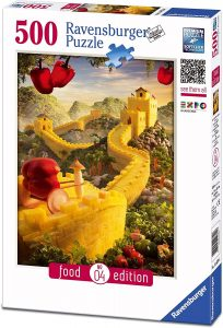 Los mejores puzzles de la Gran Muralla China - Puzzle de la Gran Muralla de Piña de 500 piezas