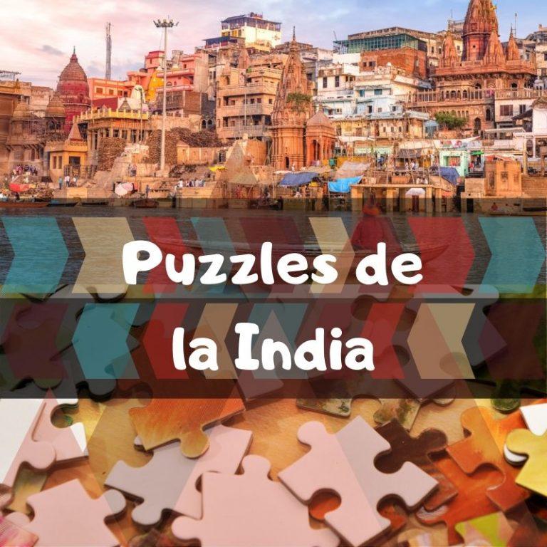 Los mejores puzzles de la India