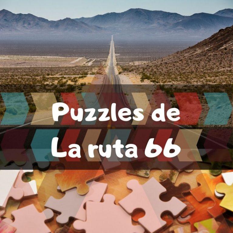 Los mejores puzzles de la ruta 66