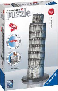 Los mejores puzzles de la torre de Pisa - Puzzle de la Torre de Pisa en 3D