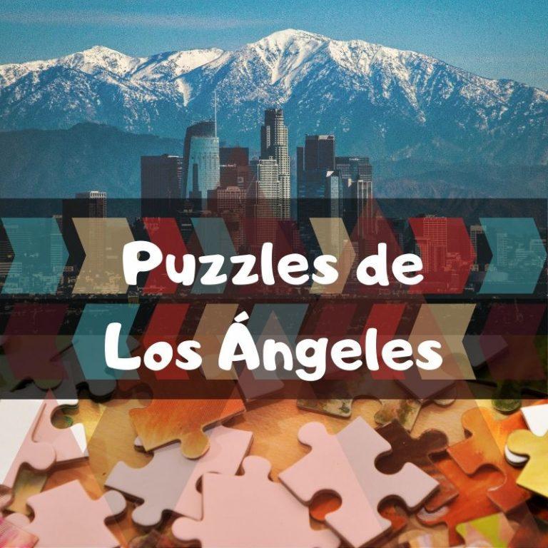 Los mejores puzzles de los Ángeles