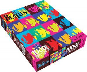 Los mejores puzzles de los Beatles - Puzzle de 1000 piezas de The Beatles POP ART