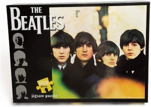 Los mejores puzzles de los Beatles - Puzzle de 1000 piezas de los Beatles de Paul Lamond