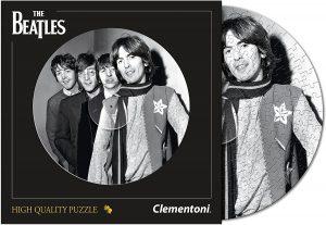 Los mejores puzzles de los Beatles - Puzzle de 212 piezas de Helter Skelter