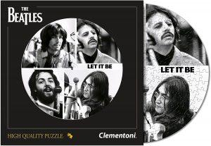 Los mejores puzzles de los Beatles - Puzzle de 212 piezas de Let It Be