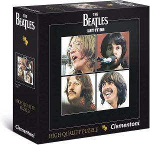 Los mejores puzzles de los Beatles - Puzzle de 289 piezas de Let it Be