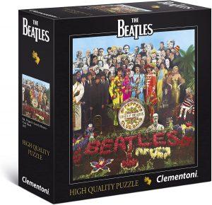 Los mejores puzzles de los Beatles - Puzzle de 289 piezas de Lonely Hearts Club Band