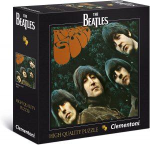 Los mejores puzzles de los Beatles - Puzzle de 289 piezas de Rubber Soul