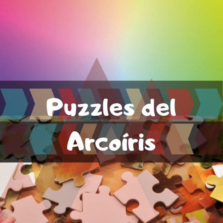 Los mejores puzzles del arcoíris