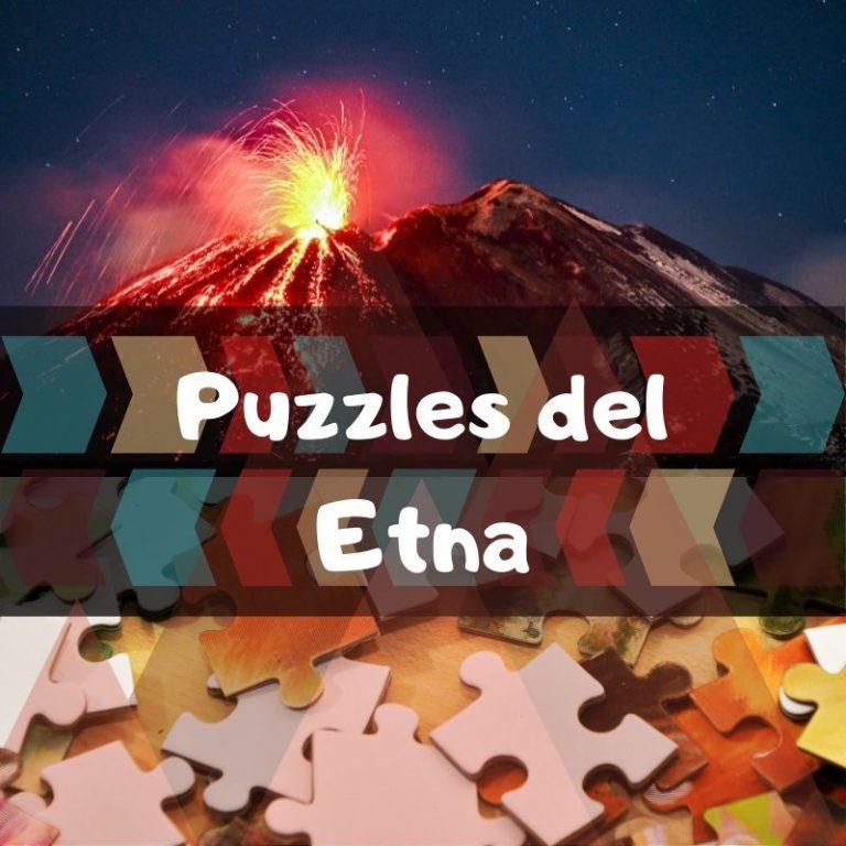 Los mejores puzzles del Etna