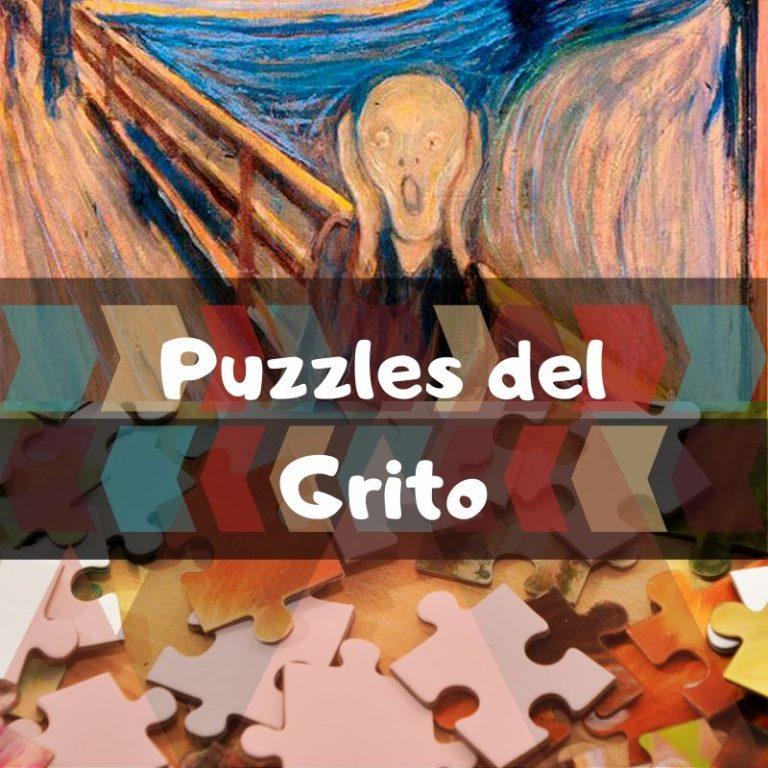 Los mejores puzzles del grito de Edvard Munch