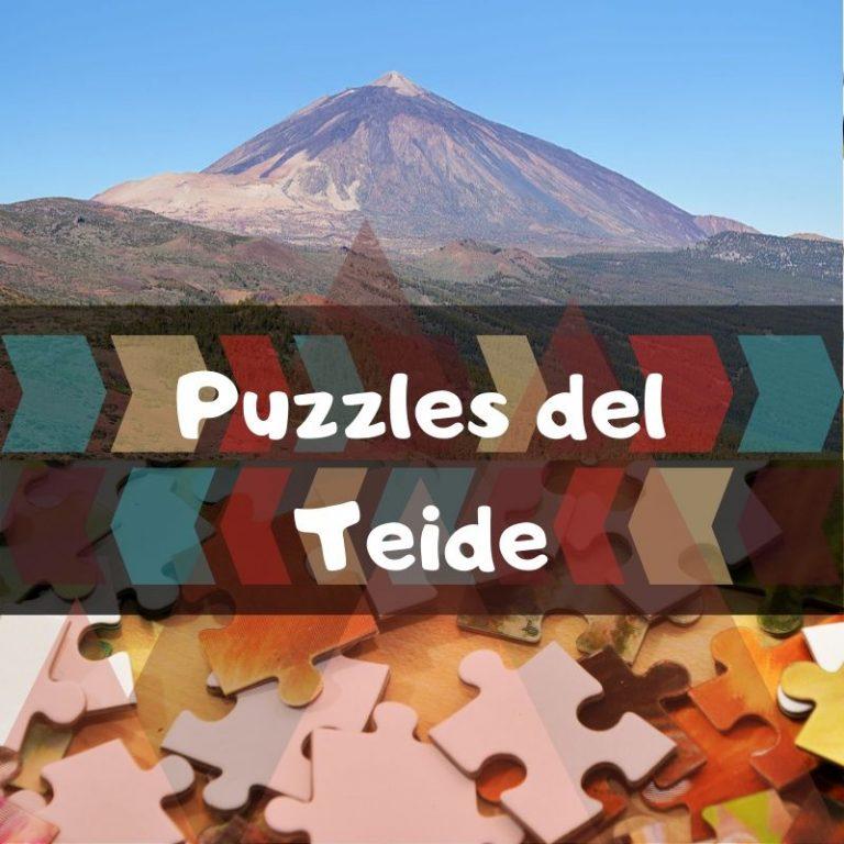 Los mejores puzzles del Teide