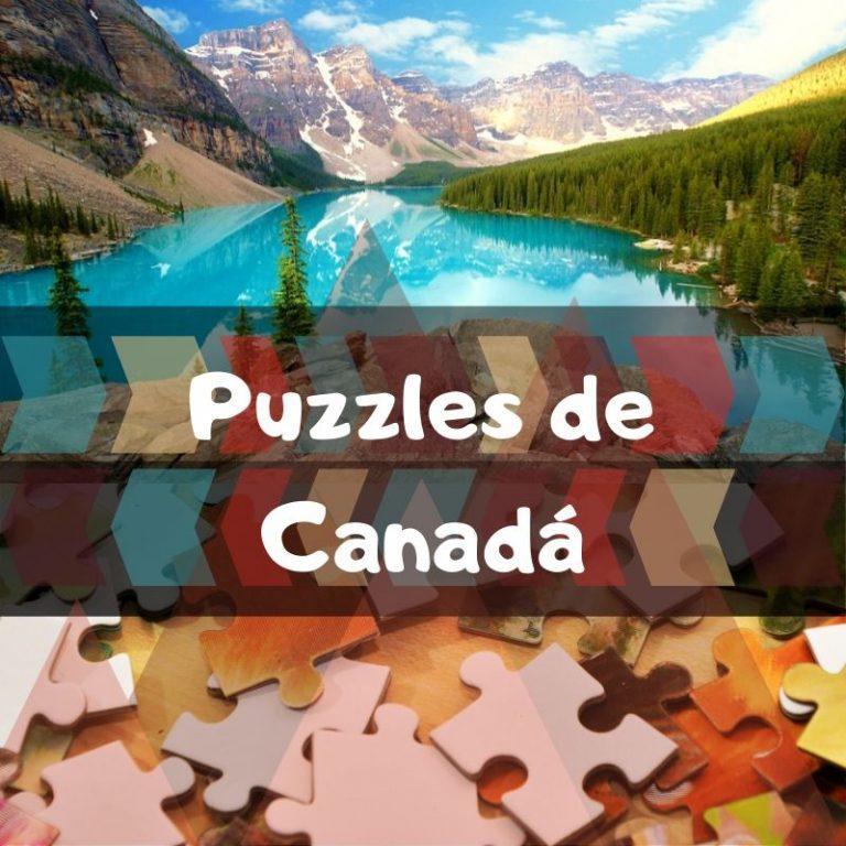 Los mejores puzzles de Canada
