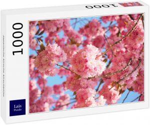 Los mejores puzzles de Japón - Puzzle de 1000 piezas de flor de cerezo japones