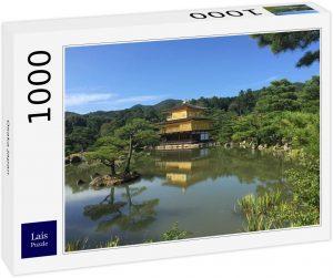Los mejores puzzles de Japón - Puzzle de 1000 piezas de templo en Osaka en Japón de Lais