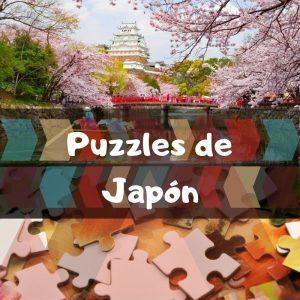 Los mejores puzzles de Japón - Puzzles de paisajes naturales de Japón - Puzzles del país de Japón