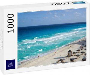 Los mejores puzzles de México - Puzzle de 1000 piezas de Cancún de México de Lais