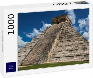 Los mejores puzzles de México - Puzzle de 1000 piezas de pirámide de México de Lais