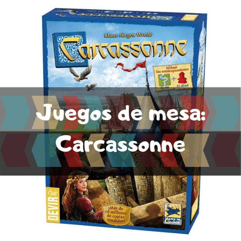 Comprar Carcassonne