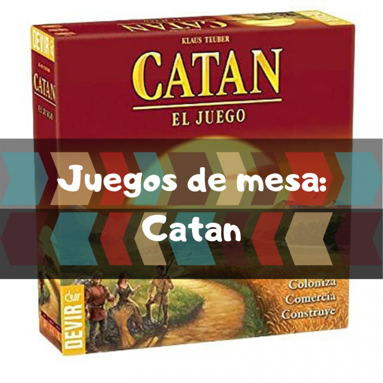 Comprar Catan