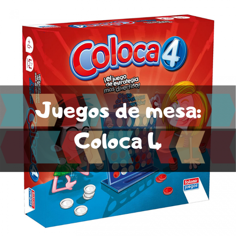 Comprar Coloca 4