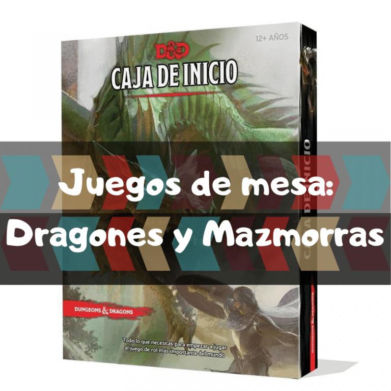 Comprar Dragones y Mazmorras