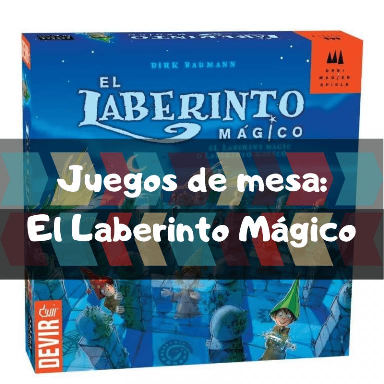 Comprar el Laberinto Mágico