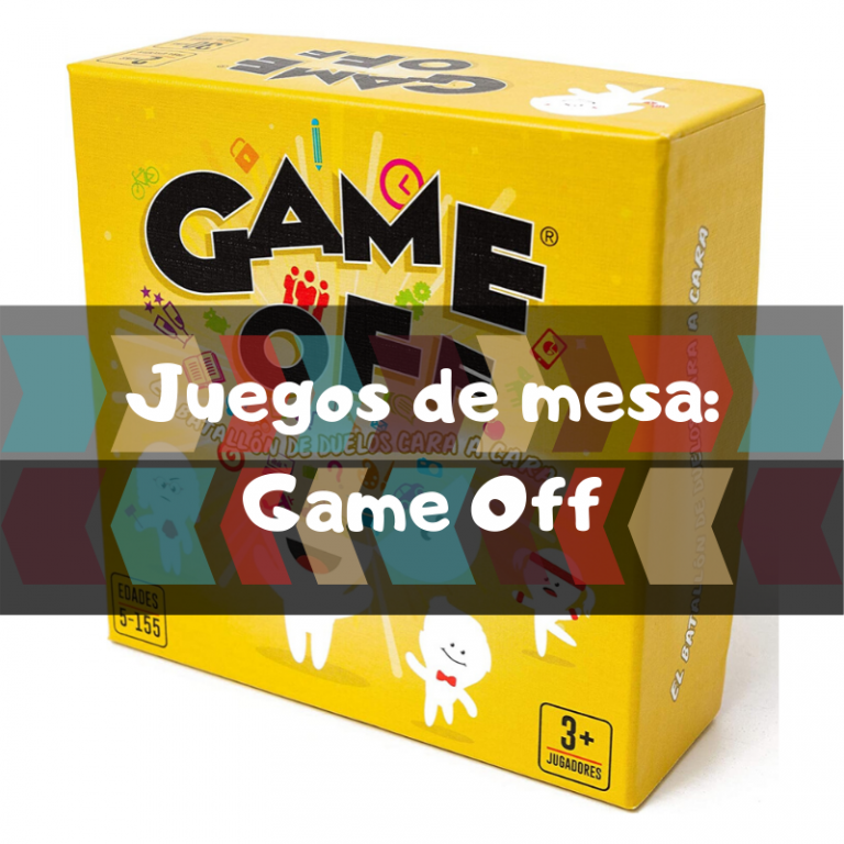 Comprar Game Off