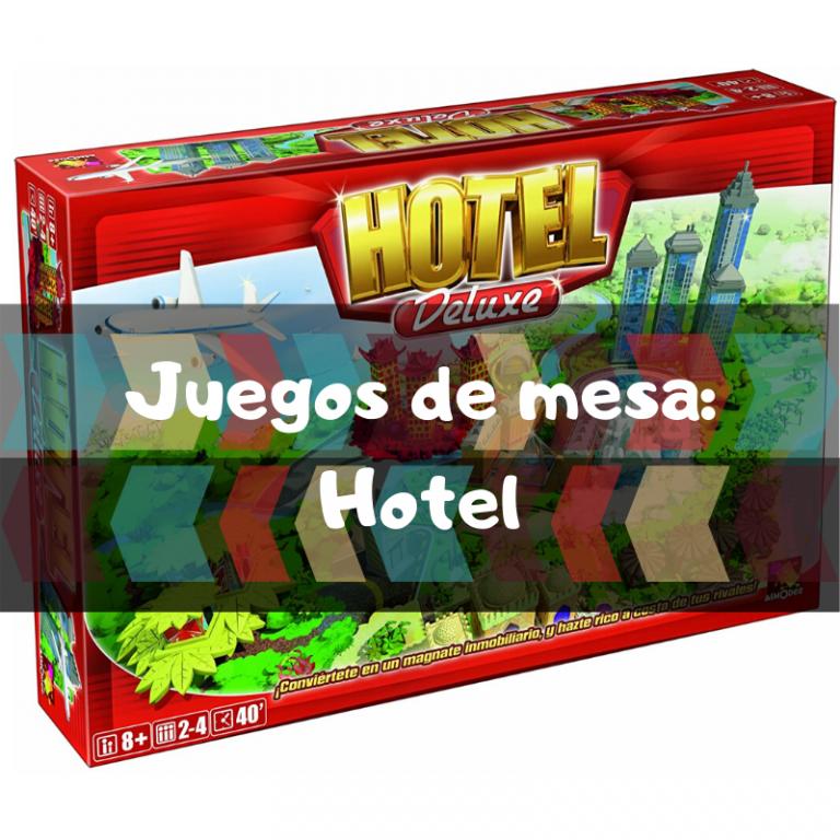 Comprar Hotel Deluxe
