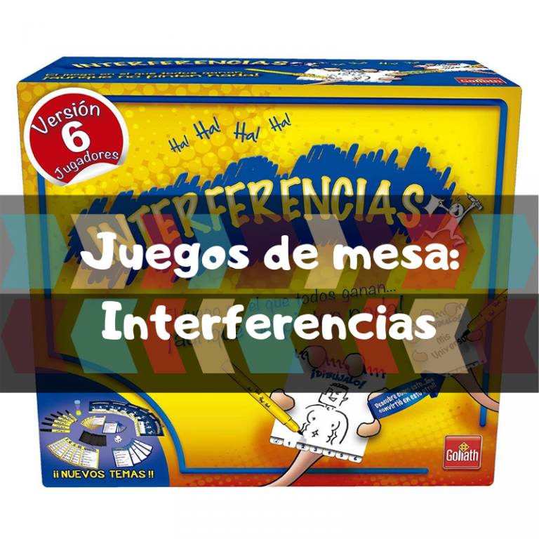 Comprar Interferencias
