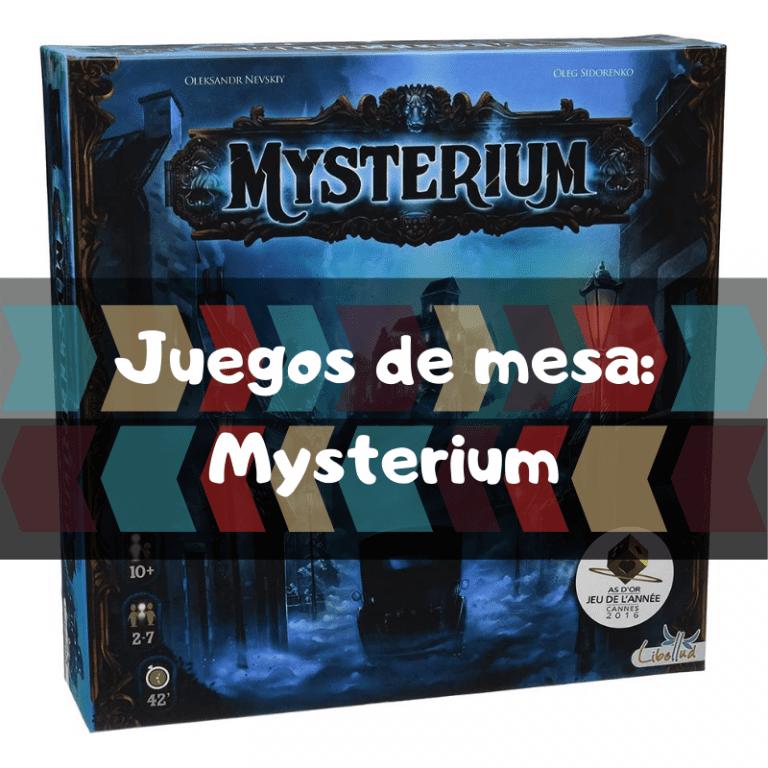 Comprar Mysterium