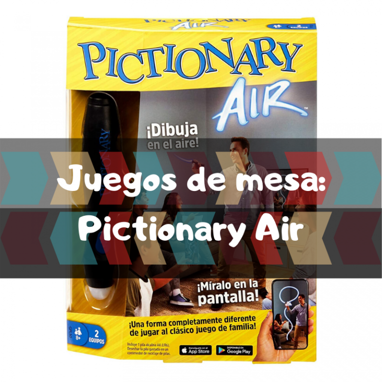 Comprar Pictionary Air