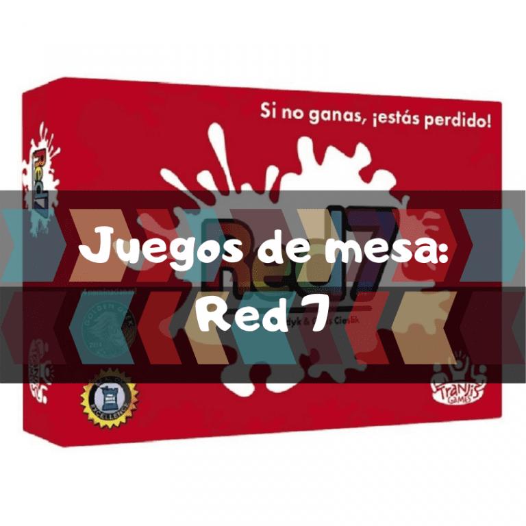 Comprar Red 7