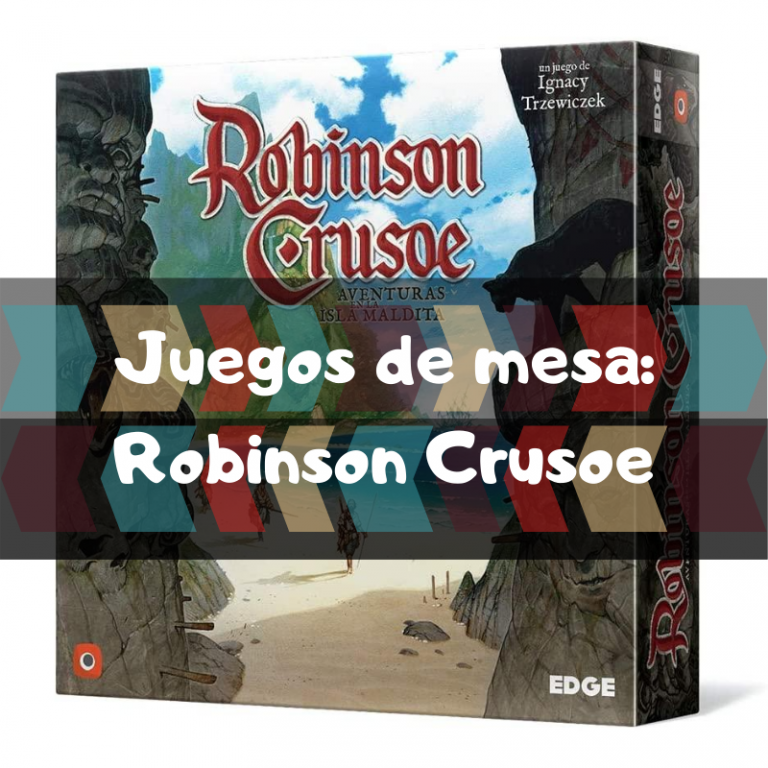 Comprar Robinson Crusoe