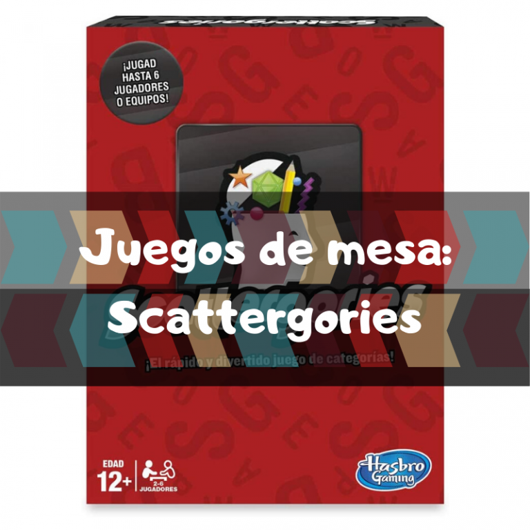 Comprar Scattergories