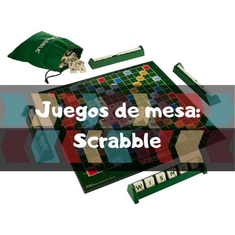 Comprar Scrabble