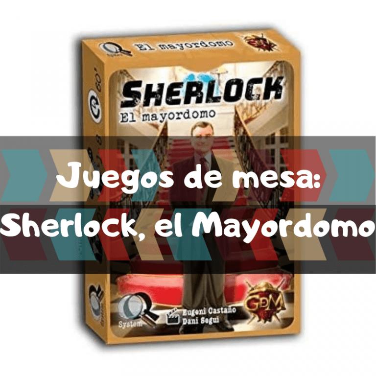Comprar Sherlock: el Mayordomo