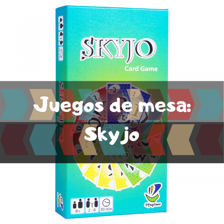 Comprar Skyjo