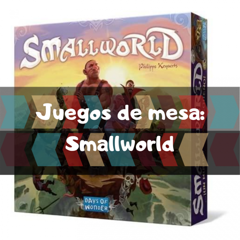 Comprar Small World