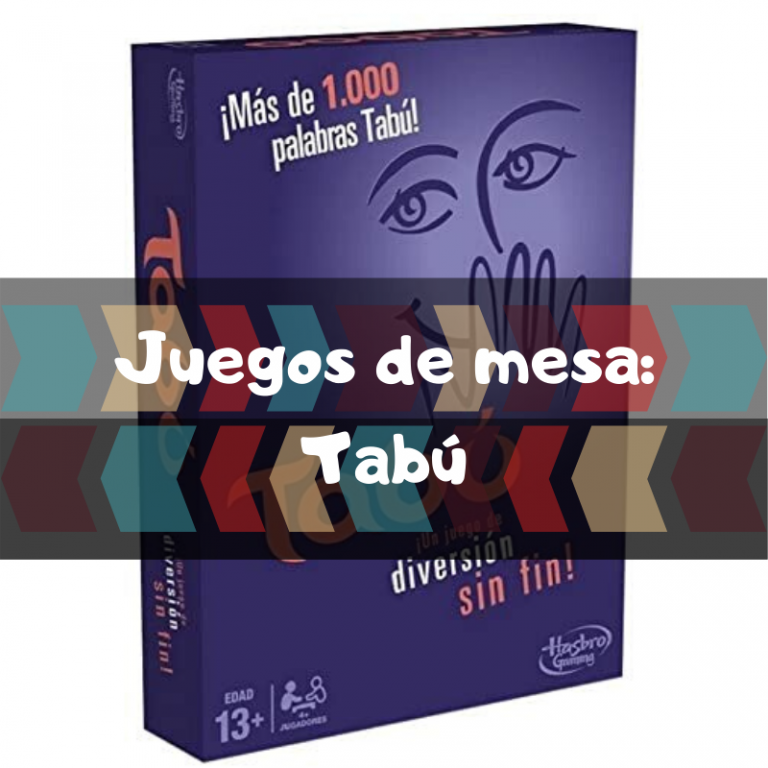 Comprar Tabú