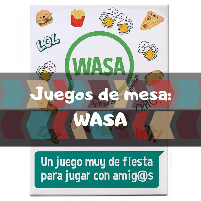 Comprar WASA