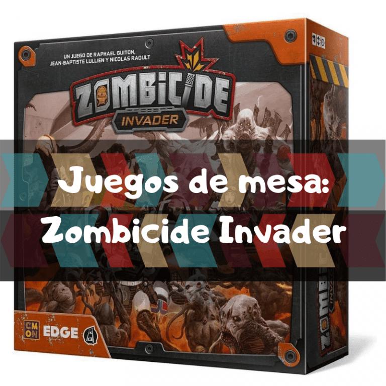 Comprar Zombicide Invader