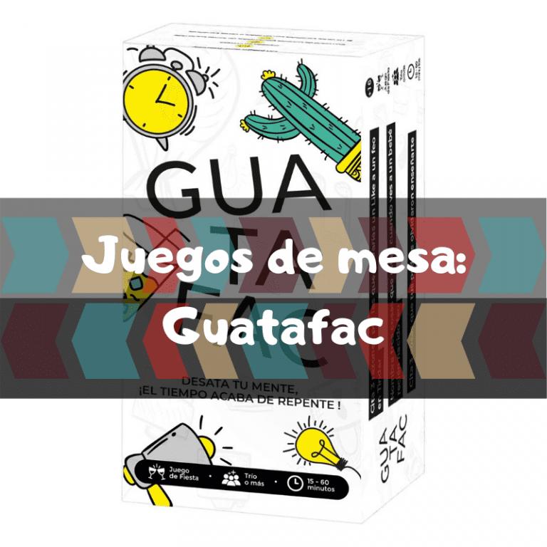 Comprar Guatafac