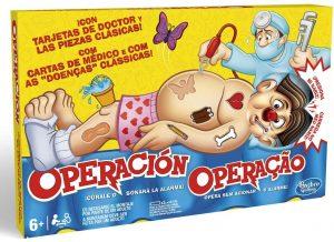 Juego de mesa de Operación - Juegos de mesa de Operación - Los mejores juegos de mesa de Operación