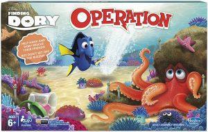 Juego de mesa de Operación de Buscando a Dory - Juegos de mesa de Operación - Los mejores juegos de mesa de Operación