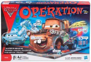 Juego de mesa de Operación de Cars 2 - Juegos de mesa de Operación - Los mejores juegos de mesa de Operación