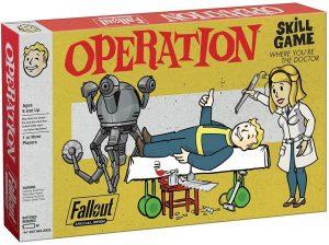 Juego de mesa de Operación de Fallout - Juegos de mesa de Operación - Los mejores juegos de mesa de Operación