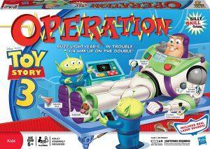 Juego de mesa de Operación de Toy Story 3 - Juegos de mesa de Operación - Los mejores juegos de mesa de Operación