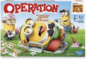 Juego de mesa de Operación de los Minions - Juegos de mesa de Operación - Los mejores juegos de mesa de Operación