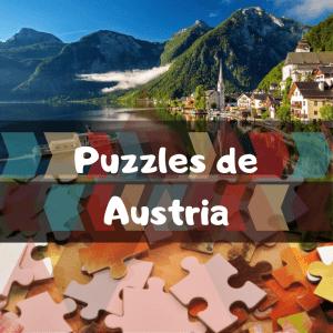 Los mejores puzzles de Austria - Puzzles de paisajes naturales de Austria - Puzzles de paisajes y ciudades de Austria